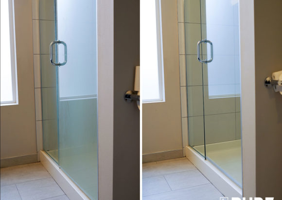 Seattle Home Cleaning Shower Glass