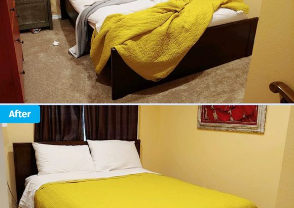 Seattle Home Cleaning Yellow Sheets