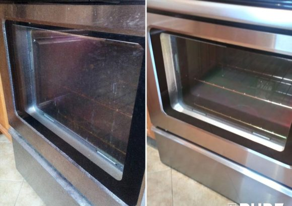 Bellevue Home Cleaning Oven