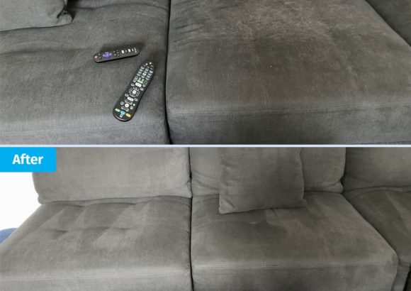 Home Cleaning Before After Sofa