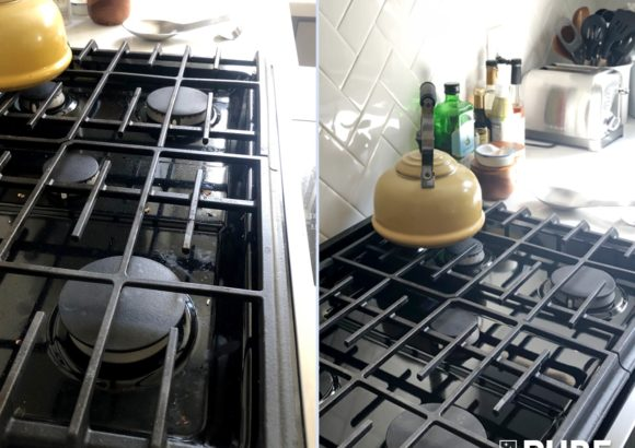 Bellevue Home Cleaning Cooker