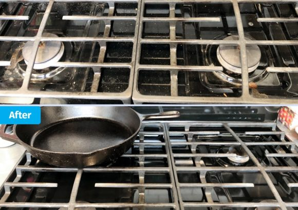 Bellevue Home Cleaning Hob