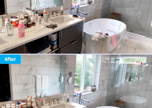 House Cleaning Bathroom